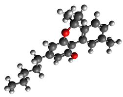 молекула каннабинола
