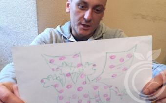 """Арт-терапия в Ялтинском реабилитационном центре """"Мой Выбор"""""""