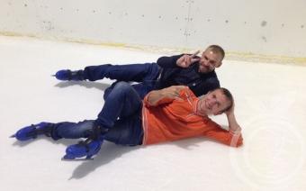 Ледовый каток и реабилитация в Крыму