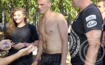 5-й Антинаркотический лагерь в Крыму