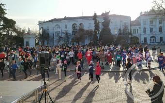 Севастопольская общегородская зарядка