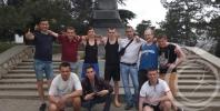 Открытие купального сезона и реабилитация в Крыму