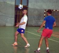 Футбол реабилитация